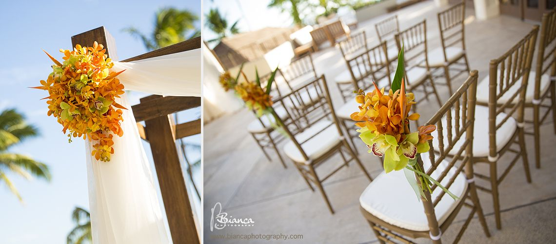 Small hawaii wedding